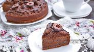 Фото рецепта Торт «Пища дьявола»
