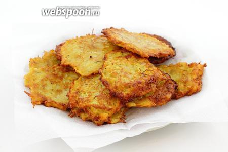Брамбораки – кулинарный рецепт