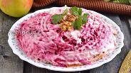 Фото рецепта Слоёный овощной салат