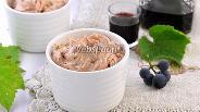 Фото рецепта Крем с красным вином