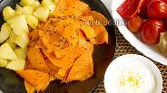 Фото рецепта Жареная на сковороде тыква