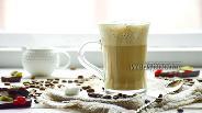Фото рецепта Раф-кофе