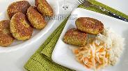 Фото рецепта Котлеты из гречки с картофелем