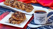 Фото рецепта Диетическое овсяное печенье без муки