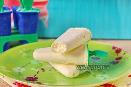 Мороженое из манго