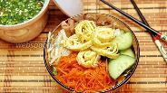 Фото рецепта Кукси по-корейски