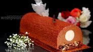 Фото рецепта Торт шоколадно-муссовый