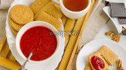 Фото рецепта Жидкий мармелад из грейпфрута и клюквы