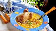 Фото рецепта Суп из перепелов