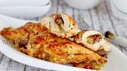 Фото рецепта Фаршированные куриные грудки с грибами