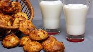 Фото рецепта Заварные сырные булочки