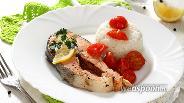 Фото рецепта Кижуч на сковороде