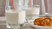Фото рецепта Кунжутное молоко