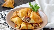 Фото рецепта Самса с картошкой и мясом