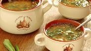 Фото рецепта Суп с черемшой