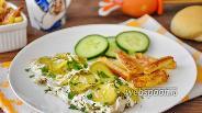 Фото рецепта Запечённая рыба для детей «en papillote»