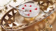 Фото рецепта Яичный крем-десерт с маракуйей