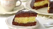 Фото рецепта Торт «Баунти» шоколадный