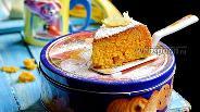 Фото рецепта Манник с морковью в мультиварке