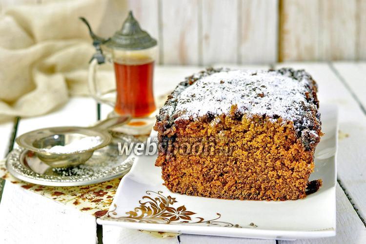Каша манная с чёрносмородиновым вареньем - рецепт пошаговый с фото