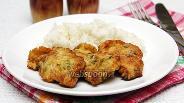 Фото рецепта Куриная грудка в кляре