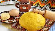 Фото рецепта Песочно-дрожжевое тесто