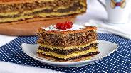 Фото рецепта Пирог с тремя начинками