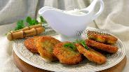 Фото рецепта Драники без муки и яиц