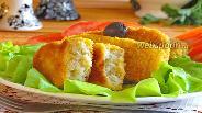 Фото рецепта Рыбные палочки