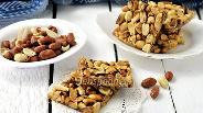 Фото рецепта Козинаки из арахиса