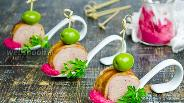 Фото рецепта Свиная вырезка в беконе