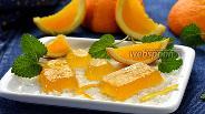 Фото рецепта Апельсиновый мармелад