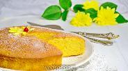 Фото рецепта Цитрусовый пирог