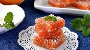 Фото рецепта Мармелад из тыквы