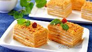Фото рецепта Торт «Сахара»