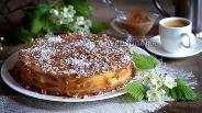 Фото рецепта Кокосовый чизкейк
