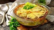 Фото рецепта Капустная лазанья с фаршем