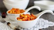 Фото рецепта Салат с курицей и морковкой по-корейски
