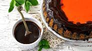 Фото рецепта Глазурь из какао и сметаны