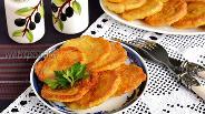 Фото рецепта Пшённые оладьи