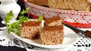 Фото рецепта Запеканка из риса с куриной печенью