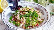 Фото рецепта Салат из редиса и сельдерея