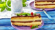 Фото рецепта Пляцок «Варёный сырник»