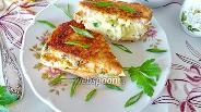 Фото рецепта Сэндвич с яйцом на сковороде