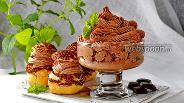 Фото рецепта Творожно-шоколадный крем