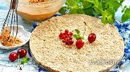 Фото рецепта Хрустящая прослойка для торта