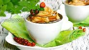 Фото рецепта Десерт «Творожное крем-брюле»
