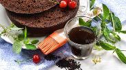 Фото рецепта Пропитка из чая для бисквита
