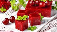Фото рецепта Мармелад из вишни