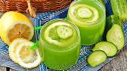 Фото рецепта Огуречный лимонад
